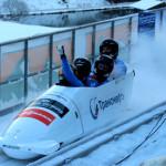 Sieger Alexander Subkow im Ziel