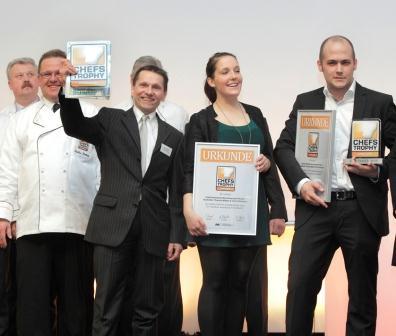 Ausbilder des Jahres: Ulrich Heimann und Thomas Walter
