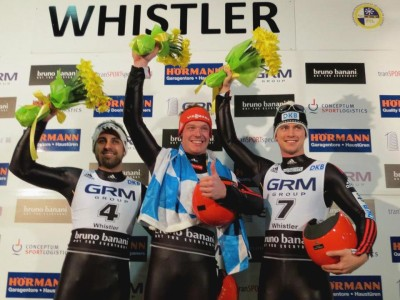 Weltmeister Felix Loch führt deutschen 4fach Erfolg an