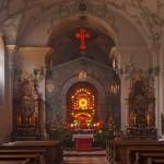 Heiliges Grab Höglwörth