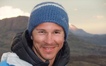 Extremskifahrer Sebastian Haag