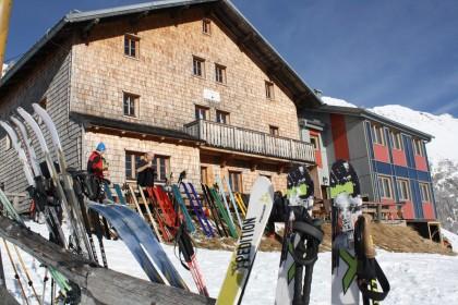 Skitouren-Treffpunkt Stahlhaus