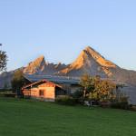 Der Watzmnn - Berchtesgadens Wahrzeichen