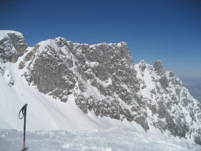 Auf dem Gipfel der Hochalm