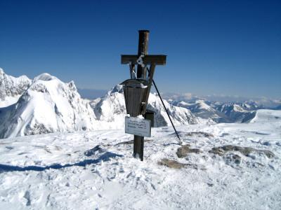 Schneibstein Gipfelkreuz
