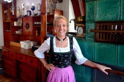 Moderatorin Susanne Brückner © Wechslinger