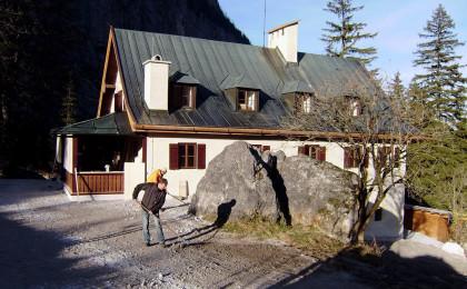 Wimbachschloss öffnet in den Osterferien