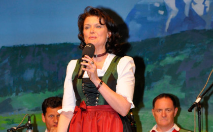 ORF Moderatorin Karoline Koller