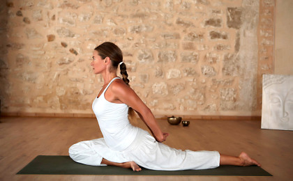 Yoga & Pilates im InterConti