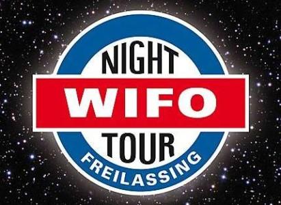 WIFO-Nighttour mit Bandcontest