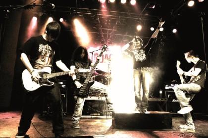 Jugendband auf der 7. WIFO-Nighttour mit Bandcontest