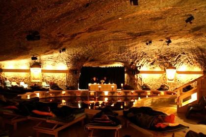 Eine Nacht im Salzheilstollen Berchtesgaden