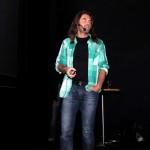 Vortrag von Extremkletterer Thomas Huber
