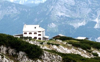 Störhaus am Untersberg