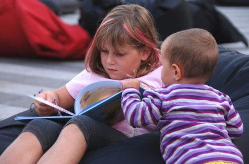 Familienlesetag beim StadtLesen in Bad Reichenhall