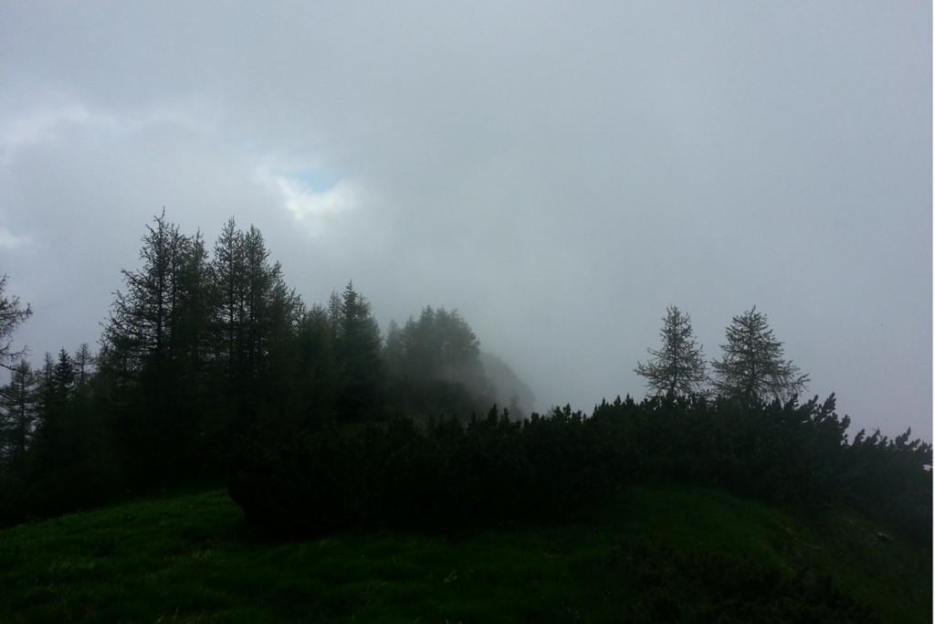 Nebel überall - Mystische Stimmung