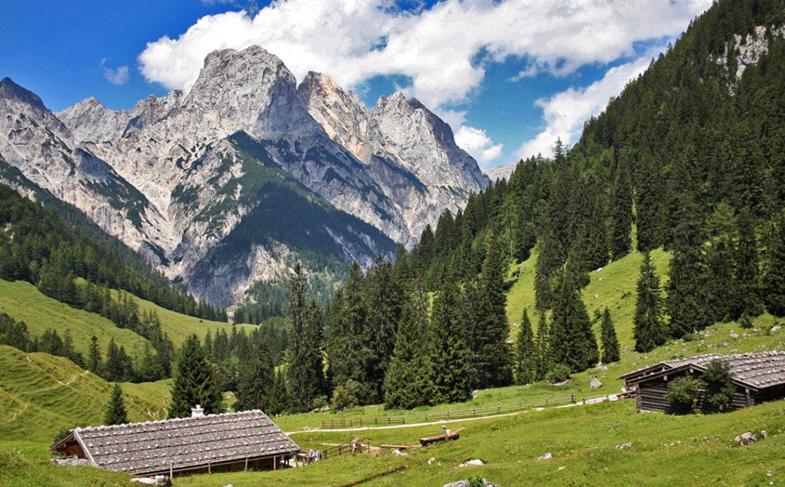 Bindalm ©Nationalpark Berchtesgaden