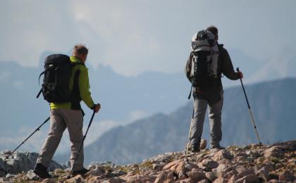 Bergtour im Hagengebirge