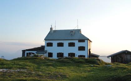 Das Stöhrhaus am Abend