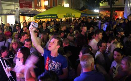 Stadtfest Bad Reichenhall am 6. Juli
