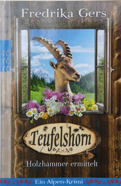 Berchtesgaden krimi Teufelshorn