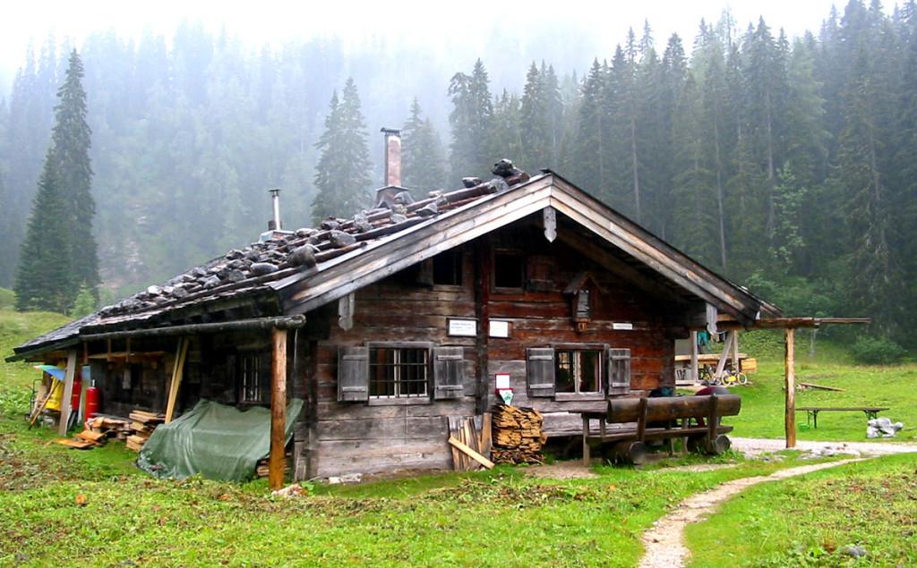 Wasseralm - Schutzhütten im Hagengebirge