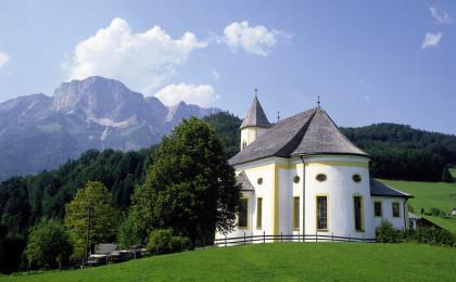 Wallfahrtskirche Maria Heimsuchung, Ettenberg