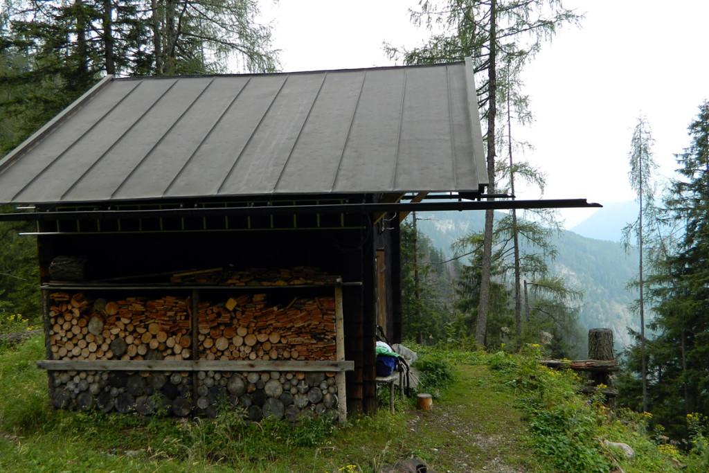 Diensthütte Schüttalm
