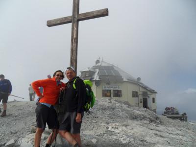 Hochkönig-Gipfel-mit-Matrashaus