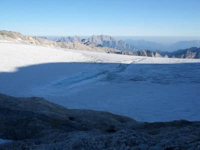 Hochkönig-Gletscher