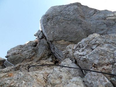 Kraxelei-am-Herzogsteig