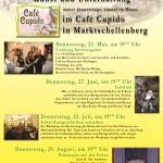 Plakat Brot & Spiele (H.Unterberger)