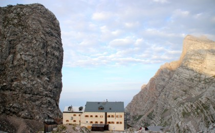 Riemannhaus im Steinernen Meer