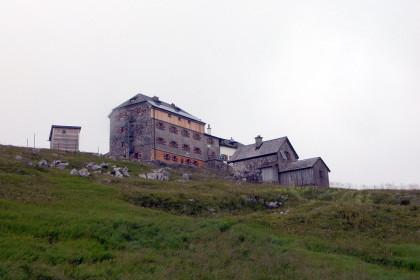 Das Watzmannhaus (1.930m)