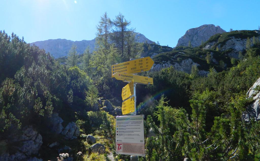 Trischübel - Knotenpunkt im Nationalpark Berchtesgaden