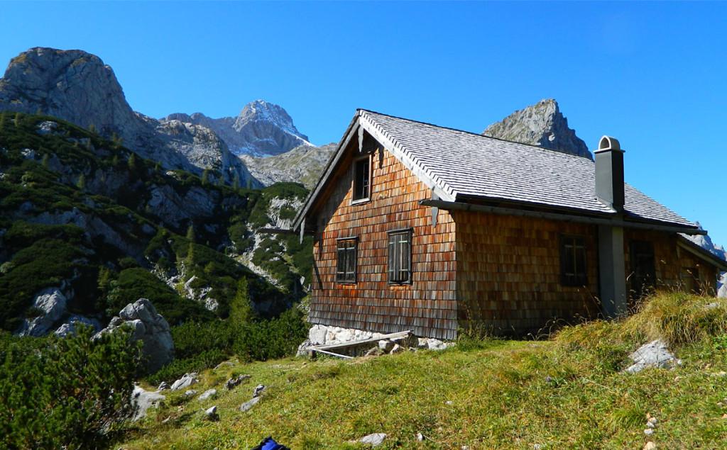 Trischübel Diensthütte