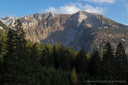Herbst in den Berchtesgadener Bergen