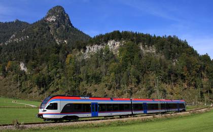 Die Berchtesgadener Land Bahn