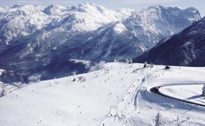 Familien-Skigebiet Roßfeld