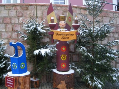 Berchtesgaden Advent 2014