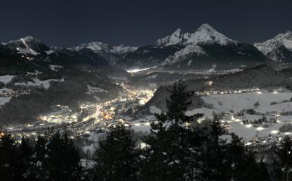 Berchtesgaden leuchtet