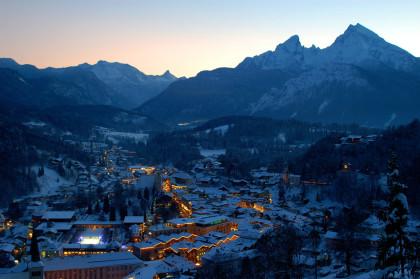 Berchtesgaden zur Adventszeit