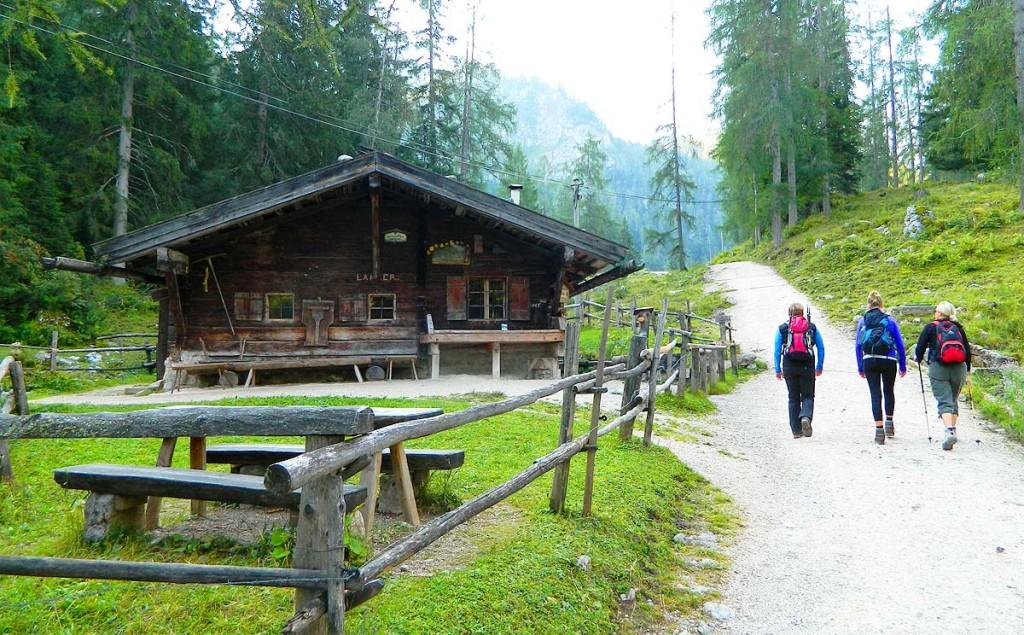 Enzian-Brennhütte am Priesberg