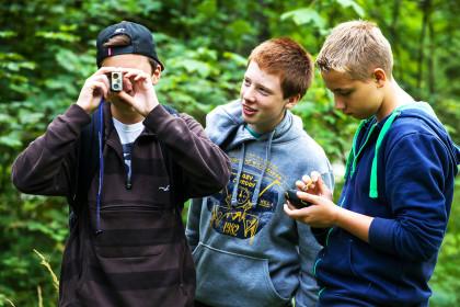 Sommercamp 2014 in zwischen Wattenmeer und Watzmann