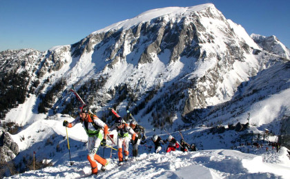 Jennerstier Skitourenrennen