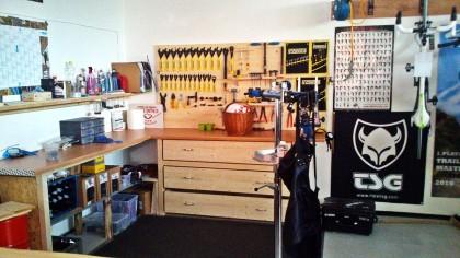 Flowingers Werkstatt