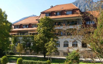 Rehaklinik Prinzregent Luitpold in Bad Reichenhall