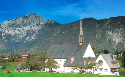 Pfarrkirche St. Nikolaus, Bayerisch Gmain