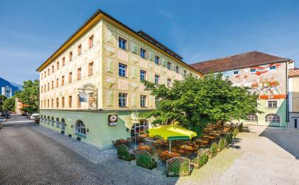 Brauereigasthof Bürgerbräu Bad Reichenahll