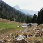 Mordau-Almen vor Untersberg